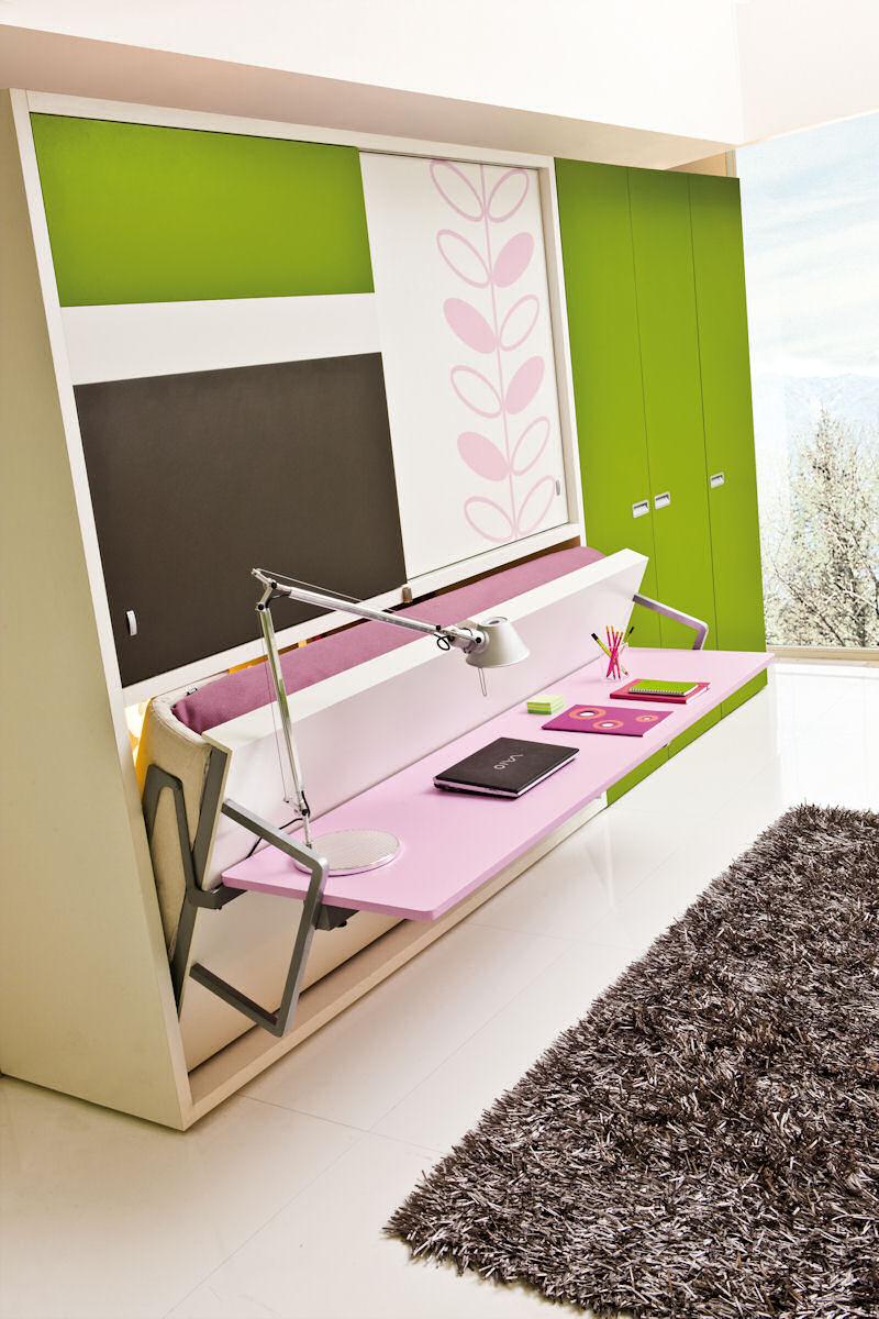 Vizualizace interi r mobiln domy a d evostavby - Mobili per piccoli spazi ...