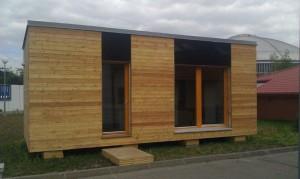 Mobilní dům v pasivním standardu