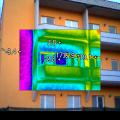 Bytový dům - nekvalitní zateplení a nekvalitní okna