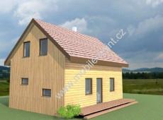 3+kk patrový dům - list č. 17