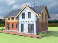 RD dvougenerační 108 m2 - list č. 67