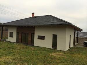 Pasivní dům v Kladně