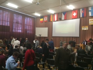 Zúčastnili jsme se konference DŘEVOSTAVBY 2014 ve Volyni