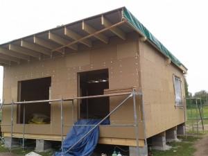Právě stavíme: Stavba pasivní dřevostavby Jikev