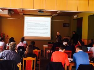 Právě jsme se zúčastnili konference Dřevo Dubňany 2015