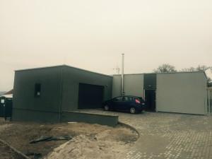 Pasivní RD s garáží v obci Tmaň (Berounsko)
