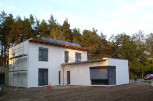 Rodinný dům na Jižní Moravě