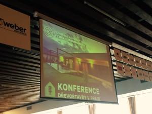Právě jsme se zúčastnili dvoudenní konference Dřevostavby v praxi