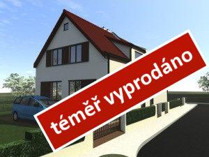 Připravujeme: Výstavba souboru pasivních domů Čakovice
